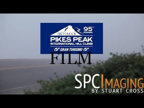 [FILM] - Pikes Peak International Hill Climb - Sights and Sounds