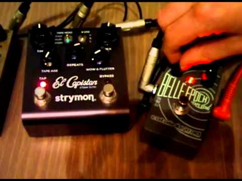 Catalinbread Belle Epoch Vs Strymon El Capistan Youtube