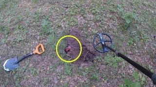 КОП. Кто это мог потерять? Находки в лесу на металлоискатель.
