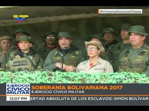 MInistro de Defensa venezolano responde ante supuestas incursiones en Paraguachón