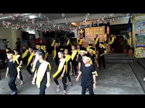Una-una kaya dance
