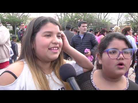 Inauguración de  la plaza Alvear de Don Torcuato, Tigre