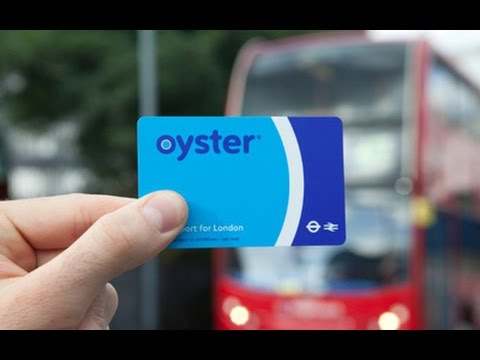 How To Use An Oyster Card On Buses In London