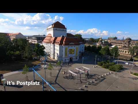 Hotel Review: Motel One Dresden Am Zwinger, Dresden, Saxony, Germany - June 2019