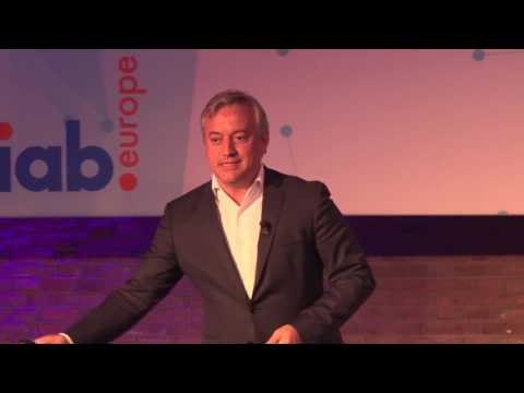 IAB Europe - Interact 2017: Trust and Transparency in a turbulent world, Dominique Delport, Havas