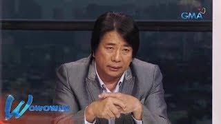 Wowowin: Kuya Wil, naluha nang makita ang video ng 'Wowowin' audience