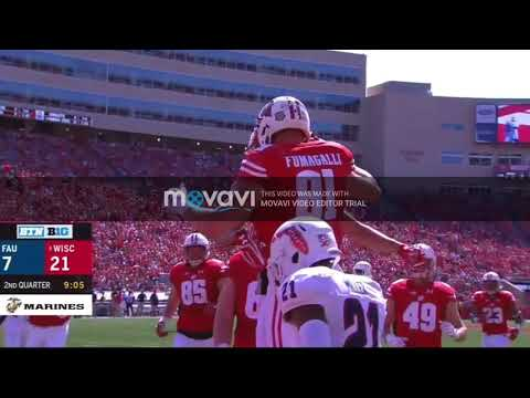 Florida Atlantic vs. Wisconsin - College Football Highlights