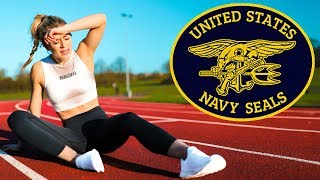 I took the US Navy Seals Fitness Test
