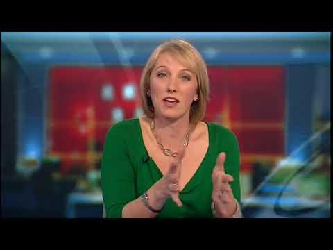 Martine Croxall BBC News 2011 01 24