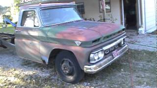 1965 GMC Dually Walk Around