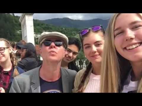 Falkenberg-Sarajevo Tångaskolan 2016