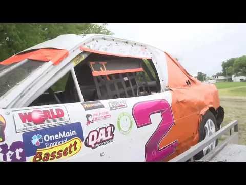 Interview with Joe Martin 5/25/17 KRA Speedway
