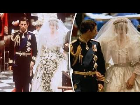 Revealed: Princess Diana's wedding day secret that she kept from Prince Charles