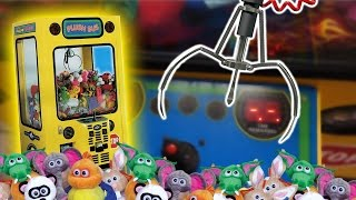 Claw Game MALFUNCTION Glitch?! - Claw Machine Adventures
