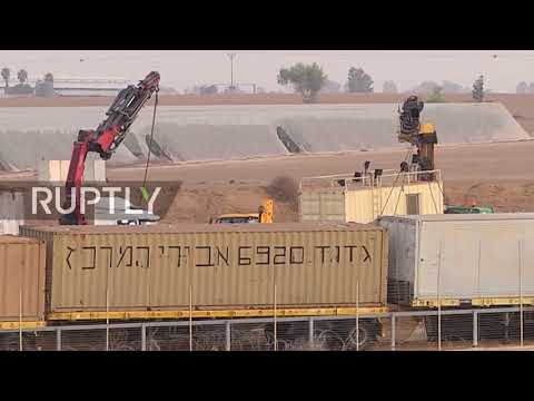 State of Palestine: IDF destroys cross-border tunnel from Gaza Strip
