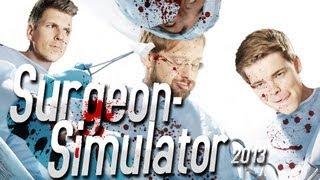 Surgeon Simulator 2013 Gameplay [ PC HD ]