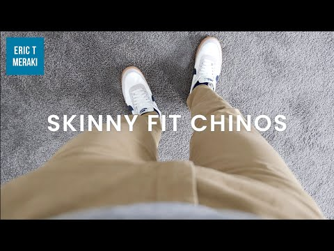 H&M Men's Skinny Fit Chinos Review