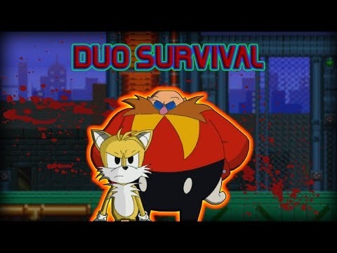 Sonic.exe: The Spirits of Hell   Tails and Eggman [DUO SURVIVAL]