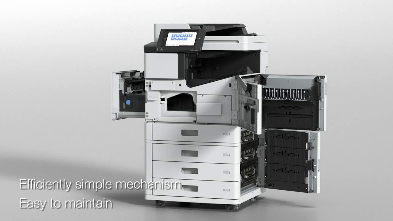 Epson WorkForce Enterprise WF-C20590 Introduction