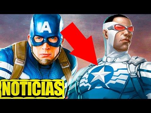 ¡NO MÁS CAPITÁN AMERICA EN EL MCU!, Flash, Thor3, Noticias - Imperio Freak