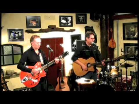 Jeff Finlin and BJ's Wild Verband in concert promo
