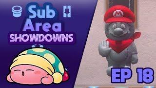 Sharing Strats | Super Mario Odyssey Sub Area Showdown w/ LilKirbs14 - Ep 18