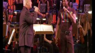 "David Michael Johnson & Martin Berger sing ""The Power Of Love"""