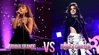 Ariana Grande VS Camila Cabello | Vocal Battle 2017