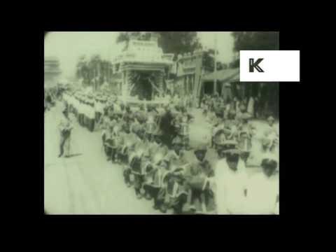 1925 Sun Yat sen Funeral, China