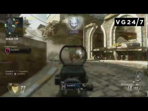 Black Ops 2 - Multiplayer Gameplay on Yemen (Gamescom)