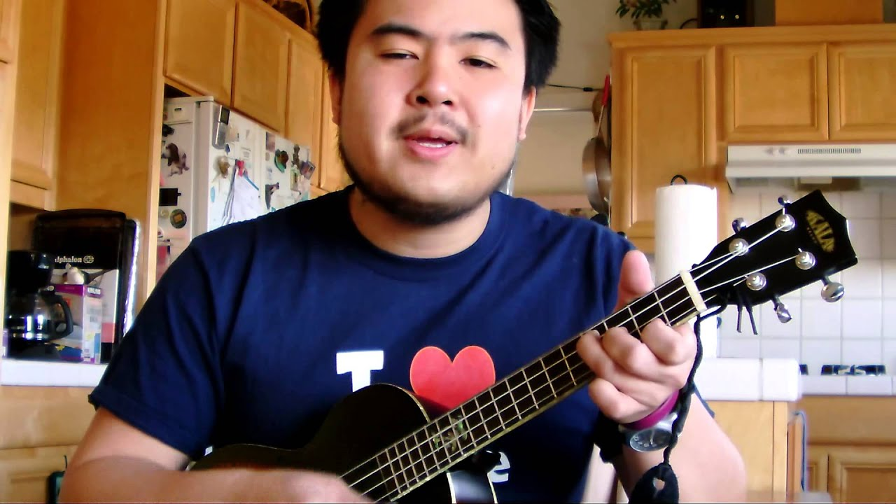 Heatwave Always And Forever Ukulele Cover Chords Youtube