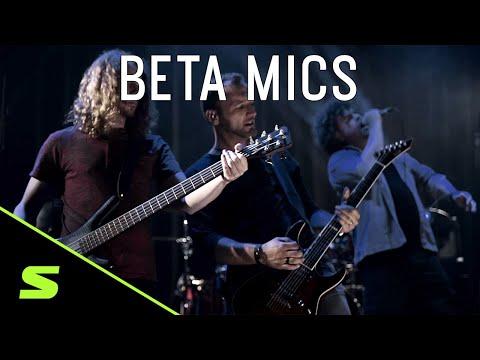 Micro nhạc cụ Shure BETA 56A 1