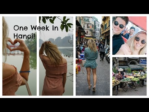 Hanoi Vietnam Travel Vlog; A Week In Hanoi | EmTalks