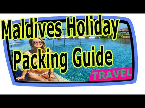 Maldives Holiday Packing Guide