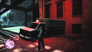 GTA IV - Ambulance Drivers are pro