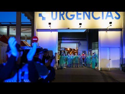 Coronavirus en Espagne: Plus de 4000 morts et 56.000 cas confirmés