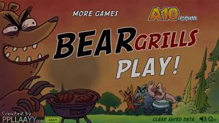 Trollface - Bear Grills Walkthrough