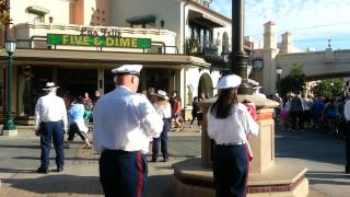 Disney California Adventure Flag Retreat