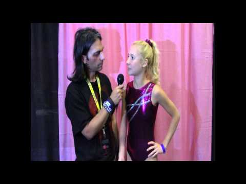 Odette Delacroix Answers my Questions at Exxxotica NJ 2014