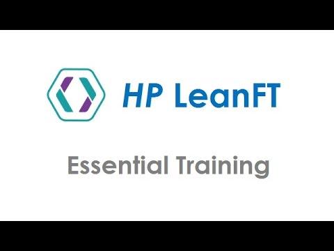 HP LeanFT Automation