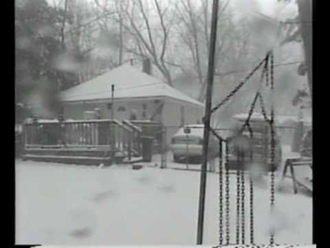 22 inches of snow in rock hill sc february 2004 part 1 youtube