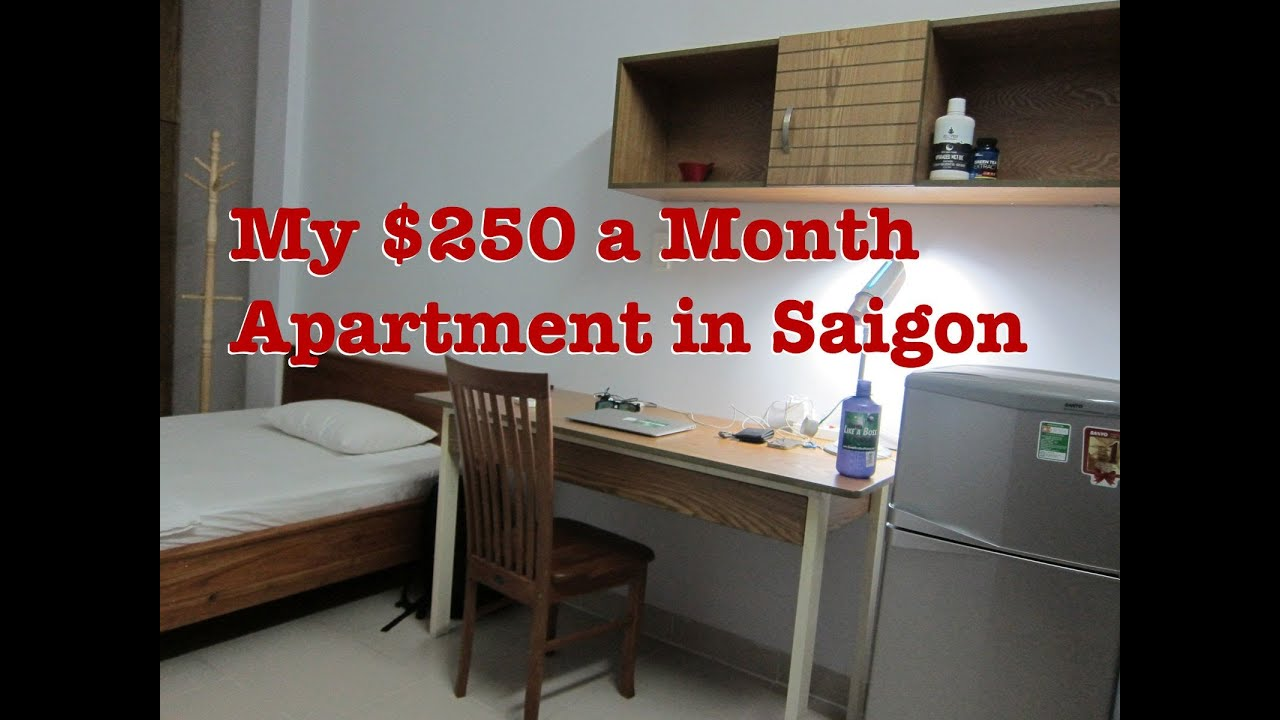 My New 250 Apartment In Saigon Ho Chi Minh City Vietnam