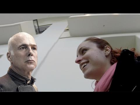 Meeting Michael Hogan from Battlestar Galactica!
