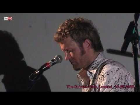 Magne F live - Never Sweeter (HD) - The Cobden Club, London - 16-02-2005
