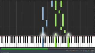 Brahms lullavy / cancion de cuna en piano