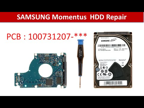 Samsung Spinpoint ST2000LM003 100731207 2TB 2 5in SATA II Notebook Hard Drive Repair And Data