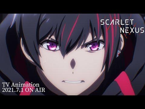 【2021.7.1放送・配信開始】SCARLET NEXUS|TVアニメ予告PV 第一弾