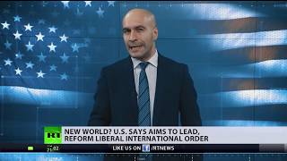 Washington's threat to pull out of a key nuclear treaty with Moscow...
