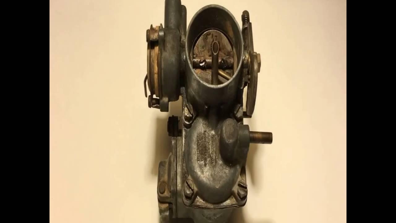 vw solex 28 pict carburetor stop motion [ 1280 x 720 Pixel ]