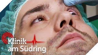 Mann soll wach operiert werden! | Klinik am Südring | SAT.1 TV